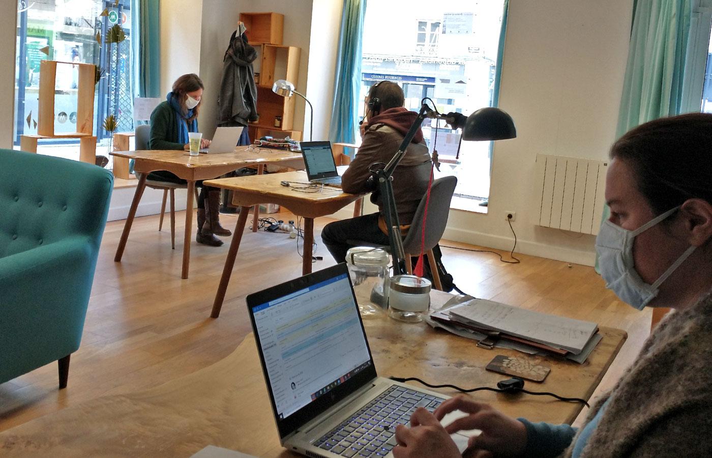 Les coworking face au défi du coronavirus