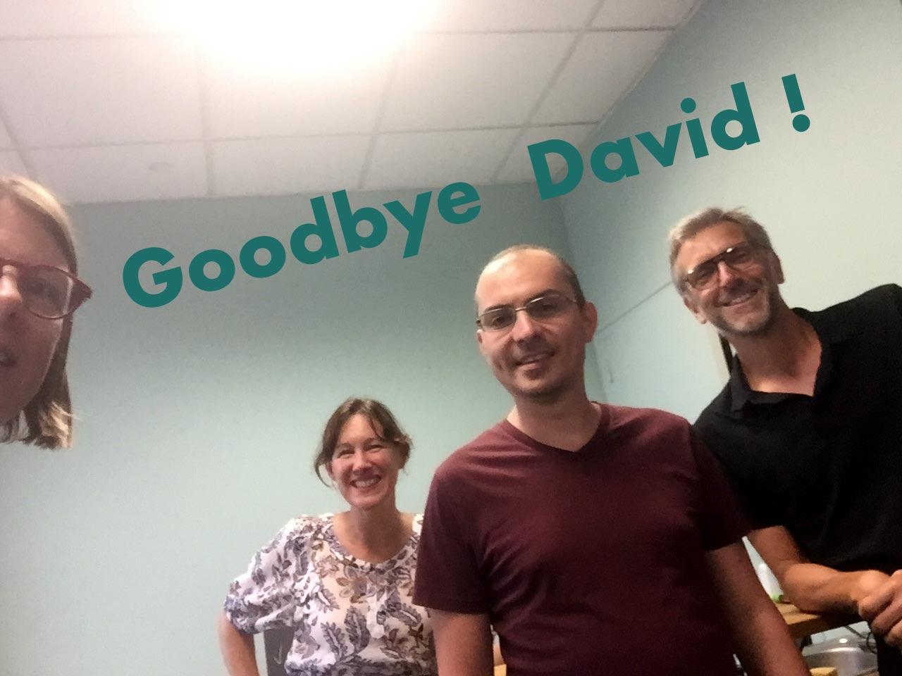 A bientôt  David !